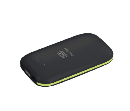 Power Bank 4400mAh Black Trevi